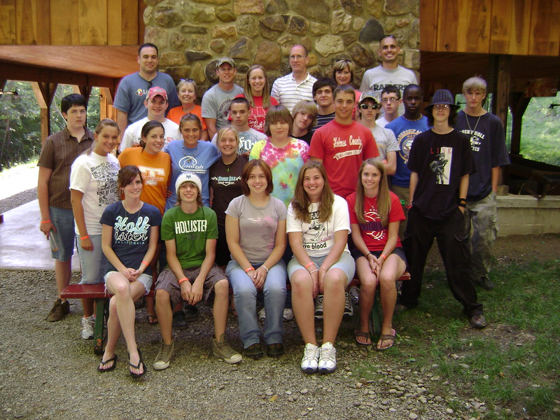 10-12 Grade Wilderness Week 2