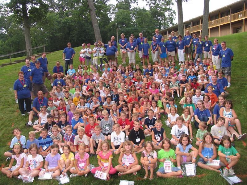 2nd-3rd Grade Camp