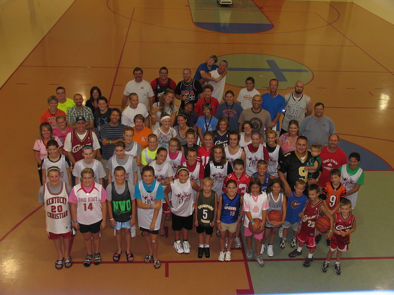 6th-8th Grade Girls Basketball Camp