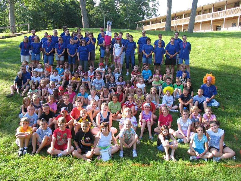 3rd-4th Grade Camp 1