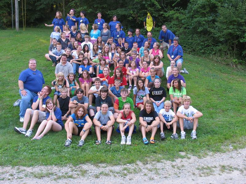 7th-9th Grade Camp 4