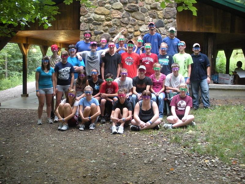 10th-12th Grade Wilderness