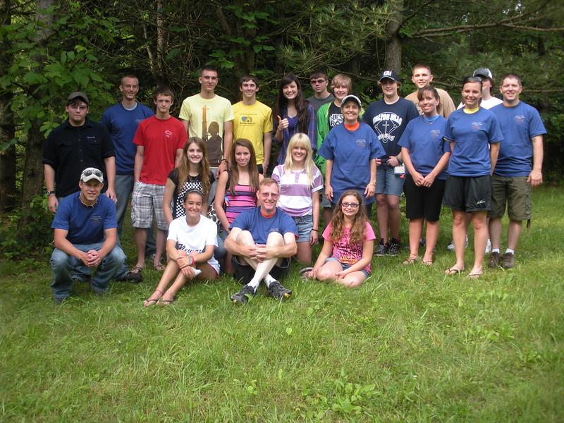 9th-12th Grade WV Adventure