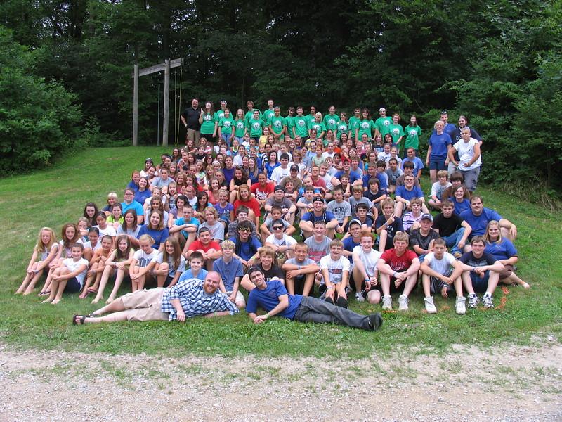 7th-9th Grade Camp 3