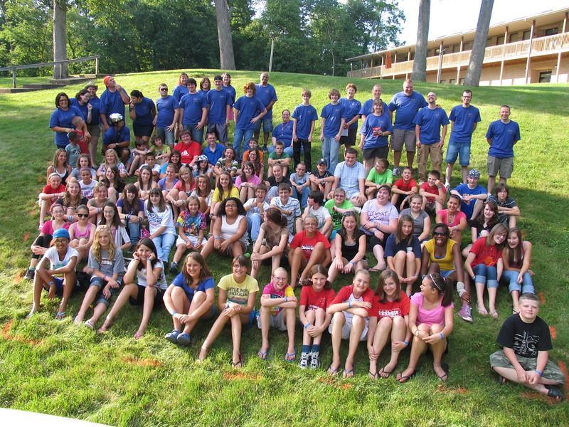 7th-9th Grade Camp 1