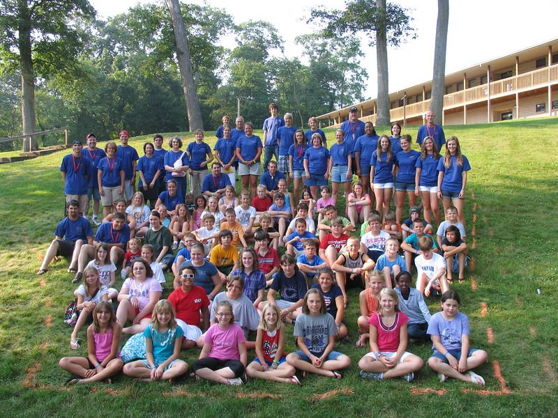 5th-6th Grade Camp 1