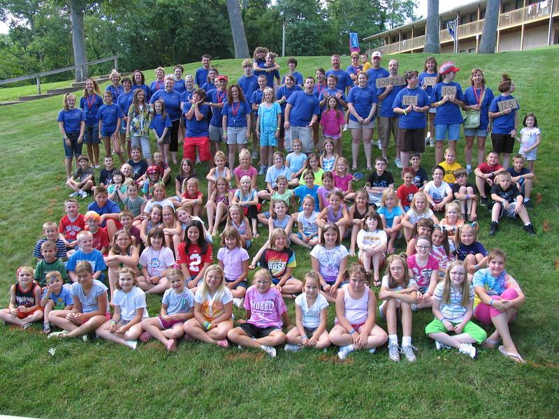 3rd-4th Grade Camp 2