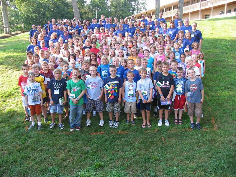 3rd-4th Grade Camp 4