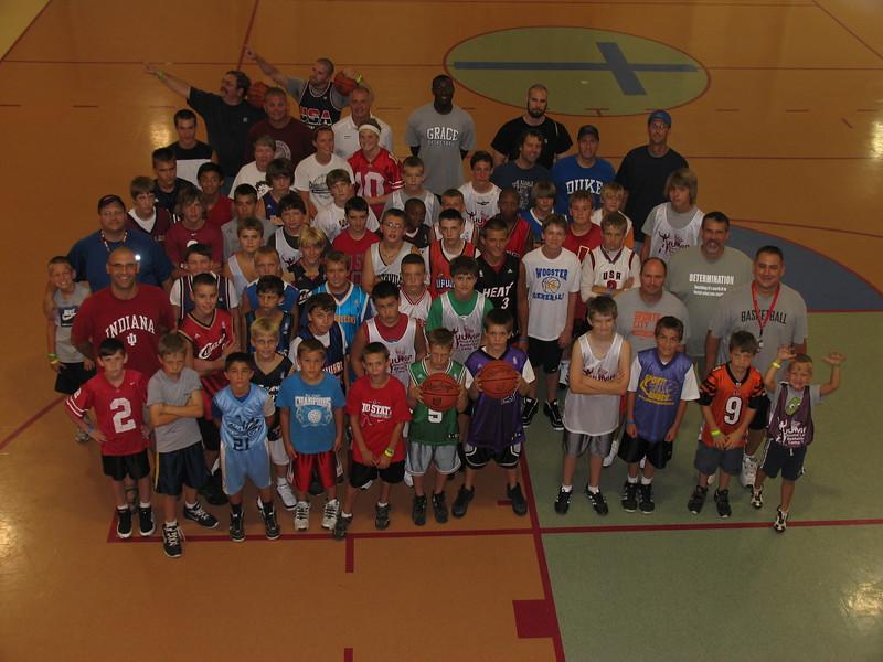 6th-8th Grade Boys Basketball Camp