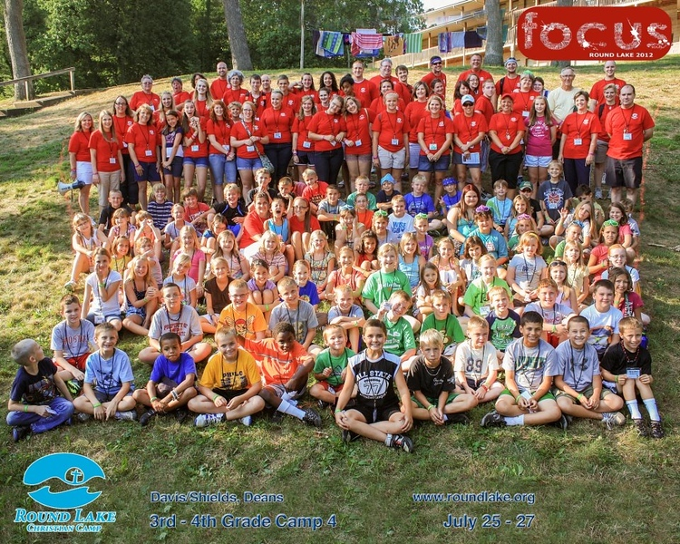 3-4th Gr Camp 4