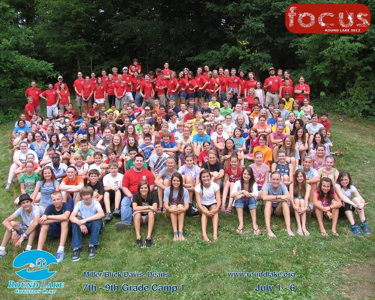 7-9th Gr Camp 1