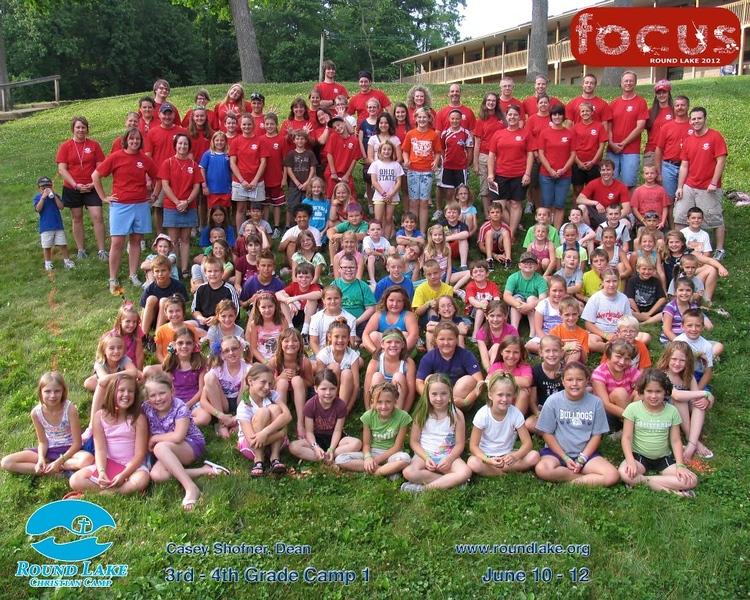 3-4th Gr Camp 1