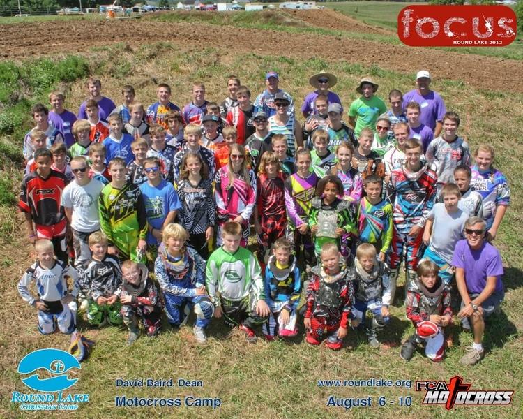 Motorcross Camp