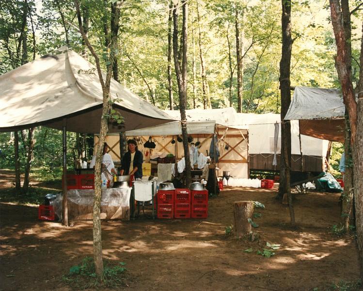 Wilderness Camp 1991-4