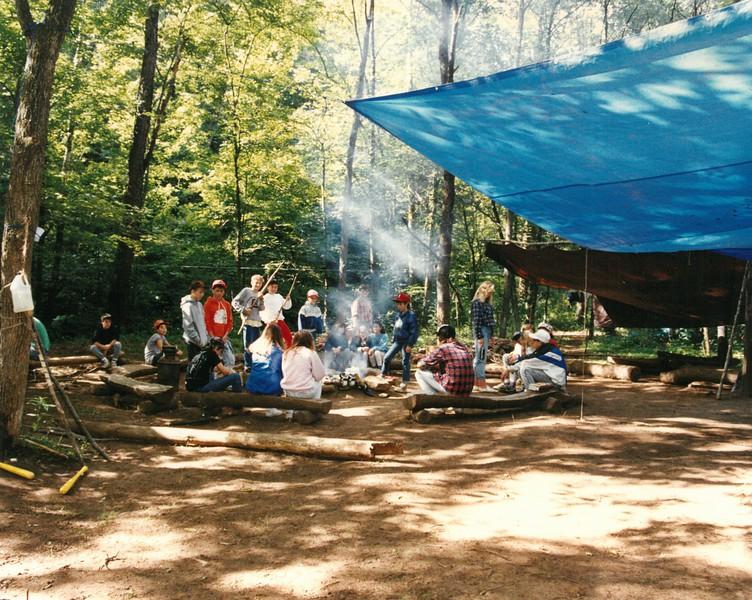 Wilderness Camp 1991-5
