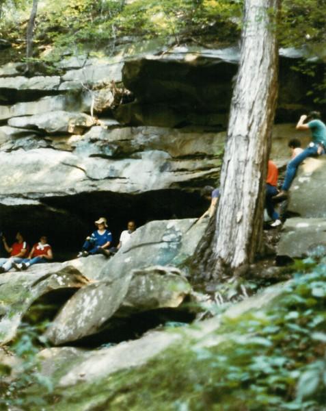 Wilderness Camp 1991-1