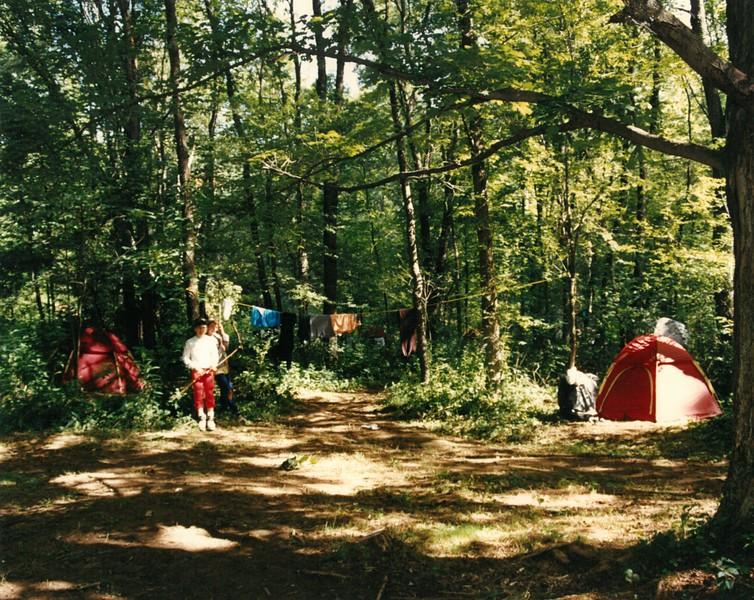 Wilderness Camp 1991-9