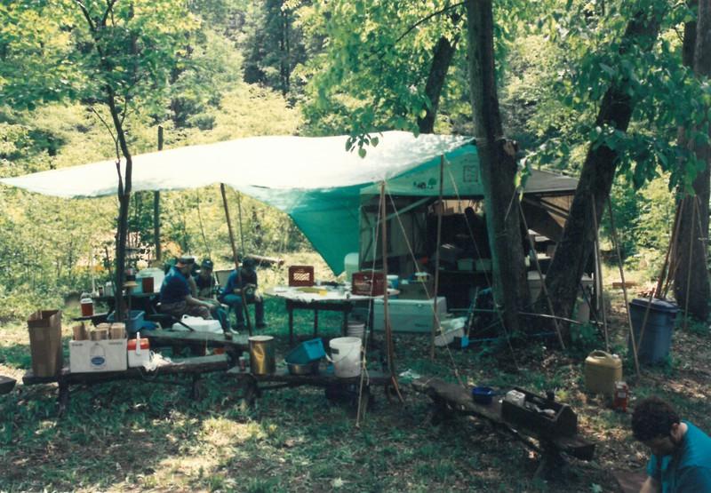 Wilderness Camp 1991-13