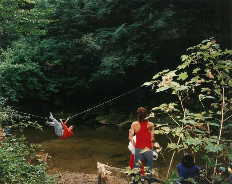 Wilderness Camp 1991-3