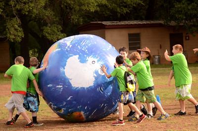 "Our Campers have the ""World"" at their disposal."