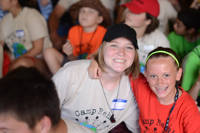 Camp is about making long lasting Friendships!