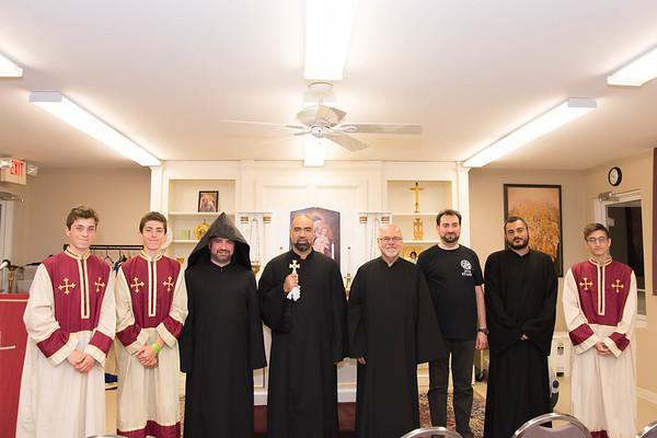 St. Vartan Camp 2018 - Session B1 Wednesday
