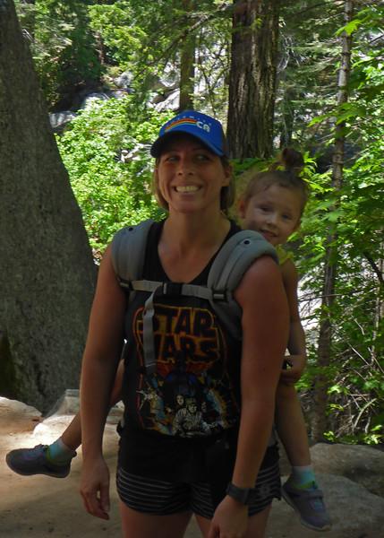 Yosemite Jen + Pippa P1010584