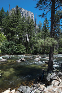 Yosemite Gary by the river KTK_4785