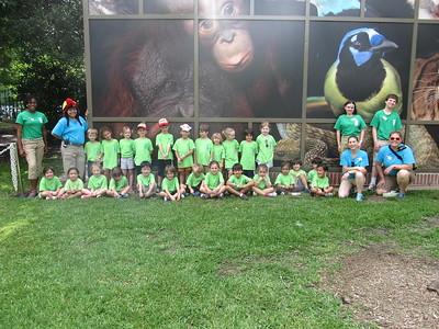 Camp Zoofari 2014