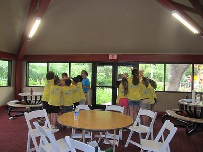 Summer Camp Zoofari 2012