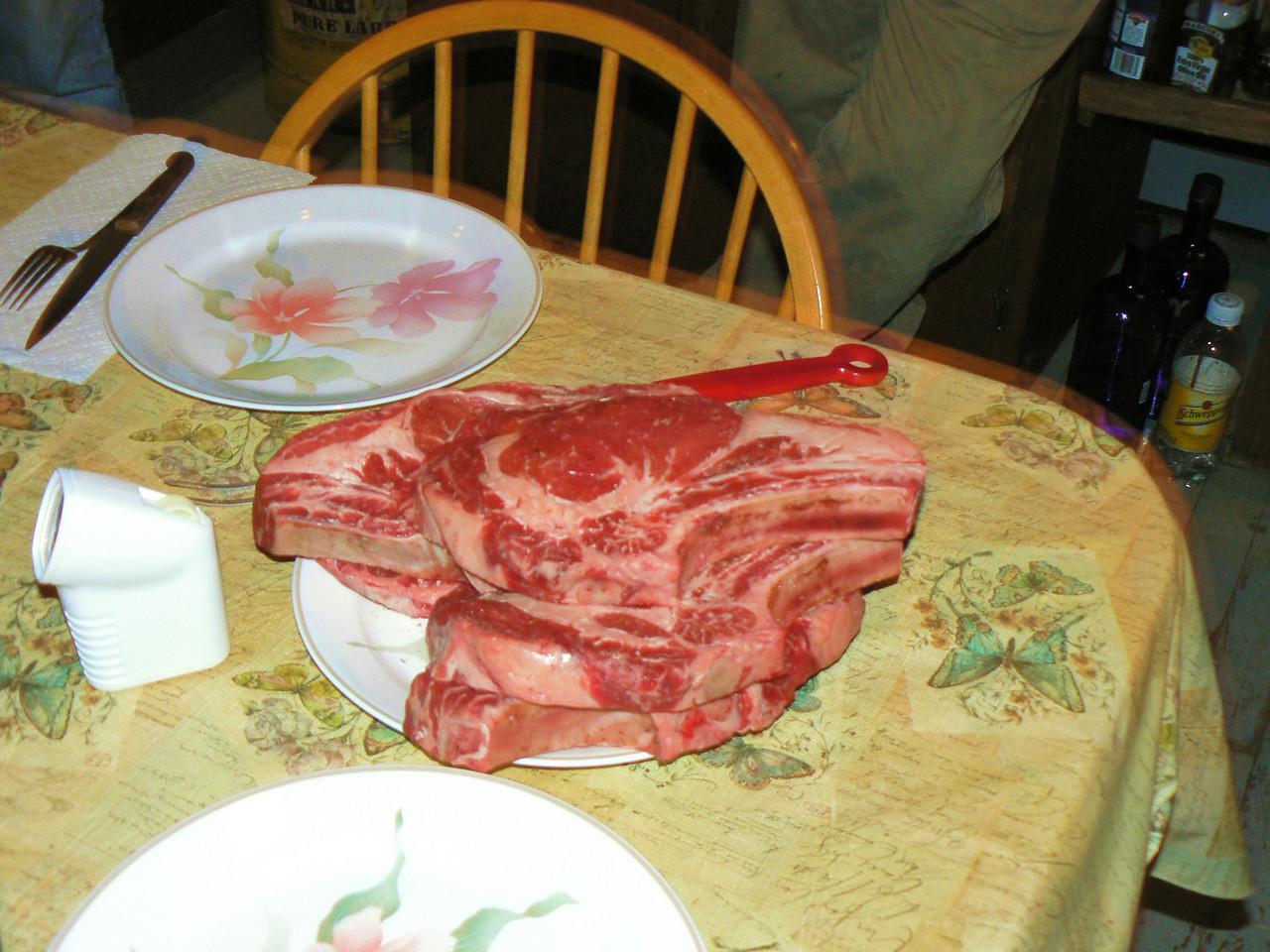 Sunday Night...mmmm Beef!