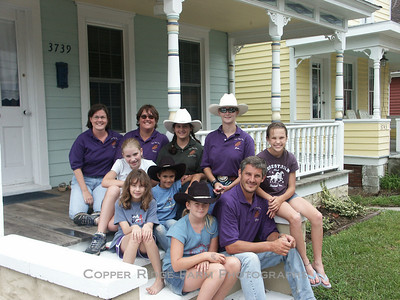Copper Ridge Farm Camp 2002