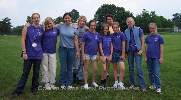 Copper Ridge Farm Camp 2005
