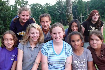 Copper Ridge Farm Camp 2007