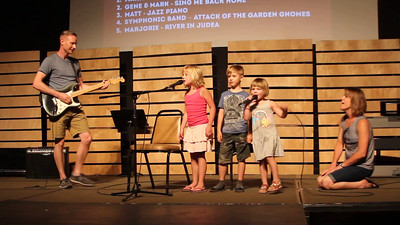Talent Show Friday - ABC Rock - Sterk Family