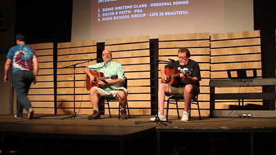 Talent Show Saturday - Sing Me Back Home - Gene & Mark