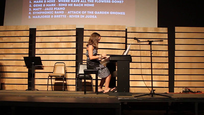 Talent Show Friday - Piano - Ella