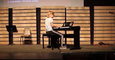 Talent Show Friday - Piano - Riley