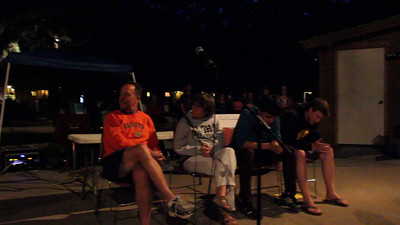 Older Youth Campfire - Camp Trivia