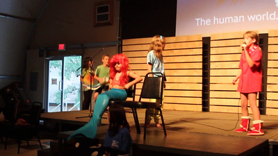 Talent Show Saturday - Under the Sea