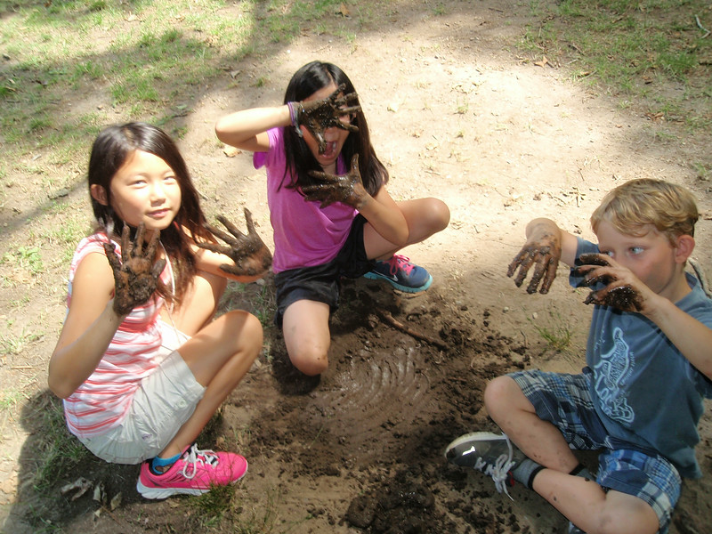 Mud Day!...