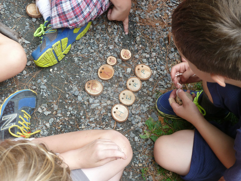 Tree cookie search and scramble to determine the next questing location.