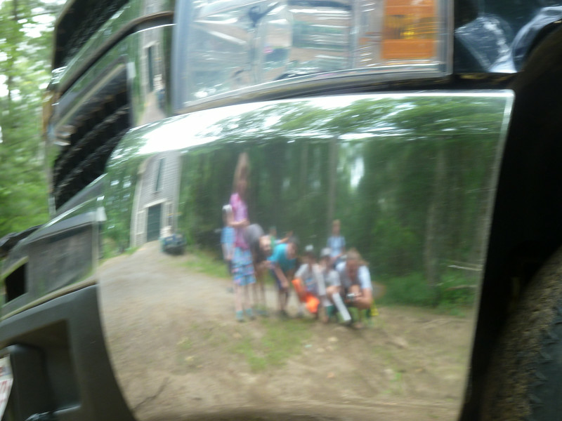 Camp Reflections.