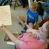 ...and camper-made Mad Libs!