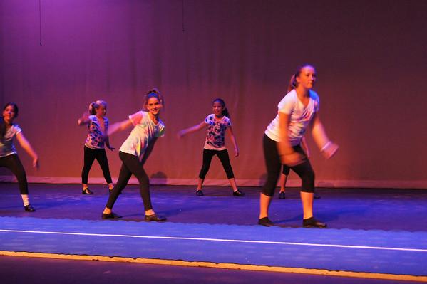Dance TheatreFilx Performance 2012