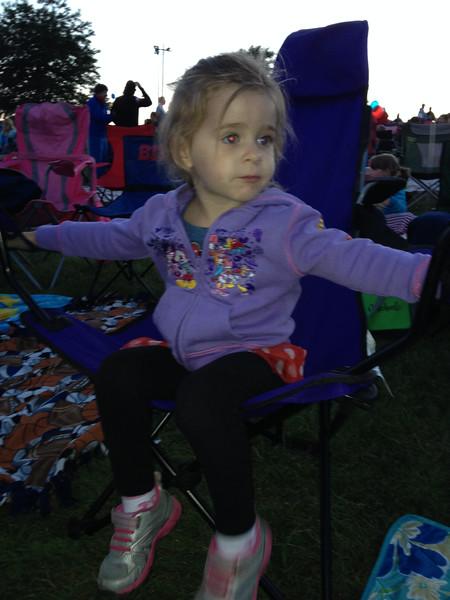 4th of July at Henrietta fireworks
