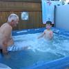 Grandpa and Nate time