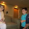 visit with Aunt Margie