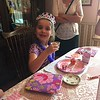 Princess Emma Hosting her annual tea party