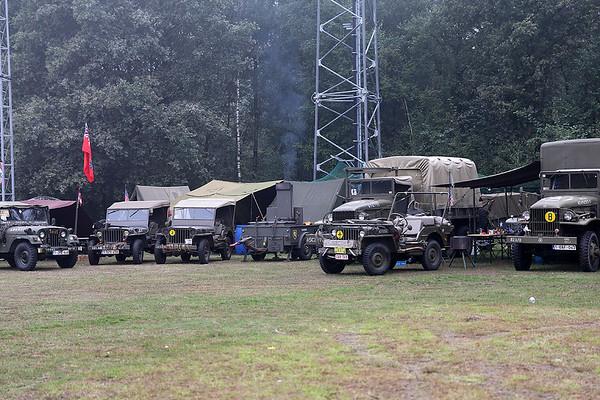 Camp Plumbridge 2013 zondag